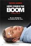Here Comes the Boom movie poster