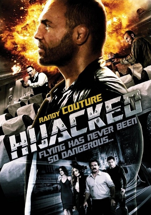 Hijacked Large Poster