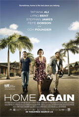 Home Again Movie Poster