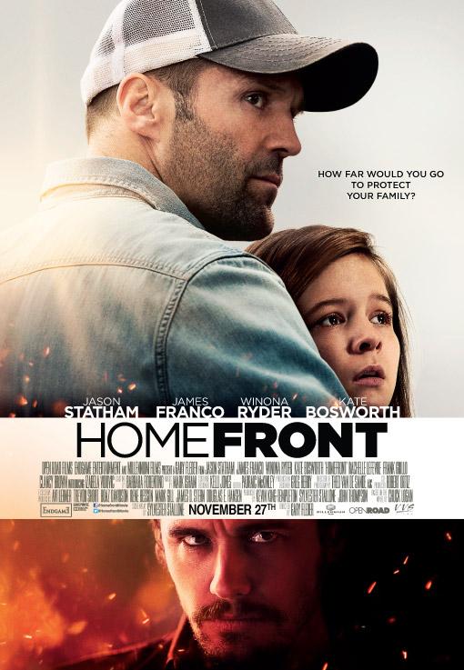 Homefront Large Poster