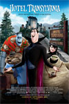 Hotel Transylvania 3D movie poster