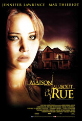 La maison au bout de la rue Movie Poster