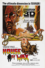 House of Wax (1953) Movie Poster