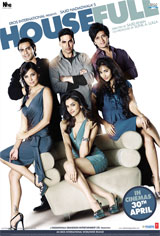 Housefull Movie Poster