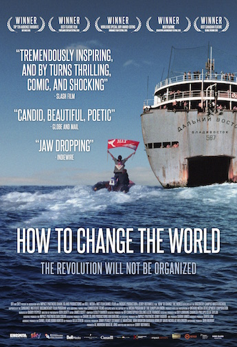 How to Change the World Large Poster