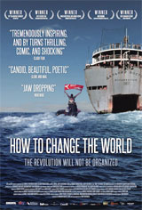 How to Change the World Movie Poster