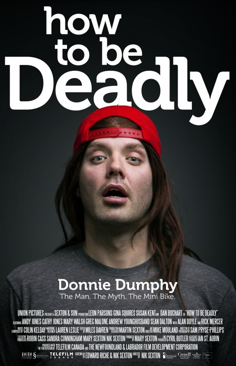 How to be Deadly Large Poster