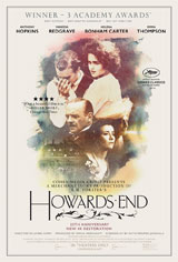 Howards End - Restored in 4K Movie Poster