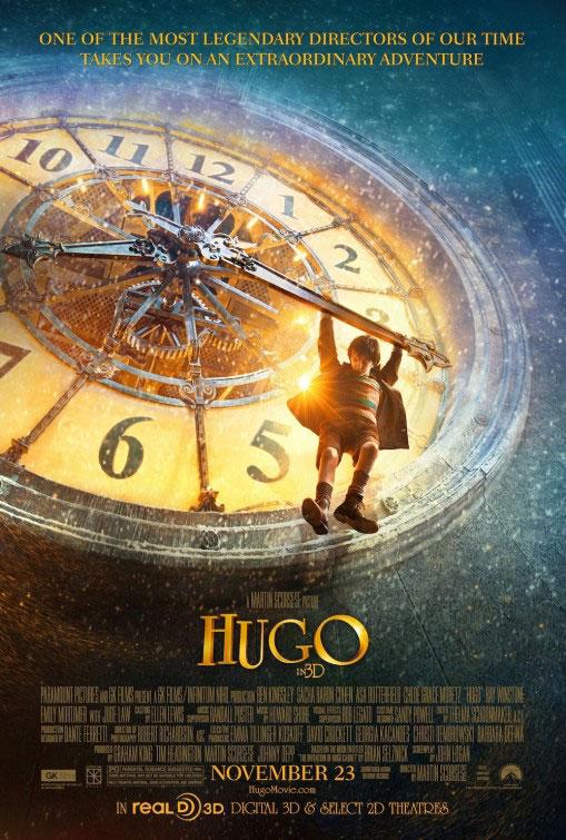 Hugo Large Poster