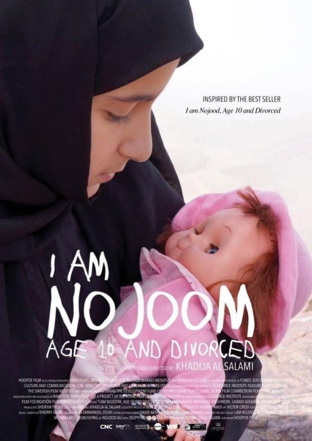 I Am Nojoom, Age 10 and Divorced Large Poster