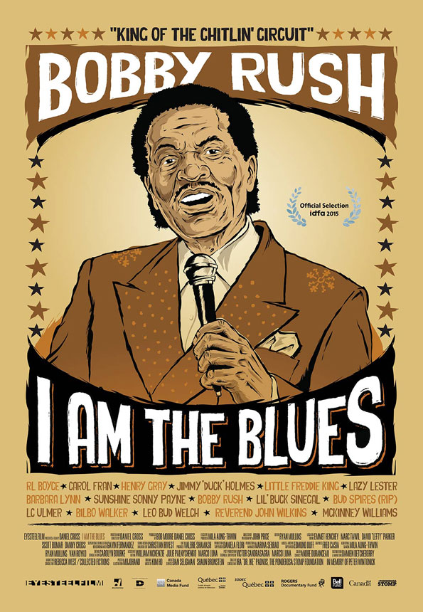 I Am the Blues Large Poster
