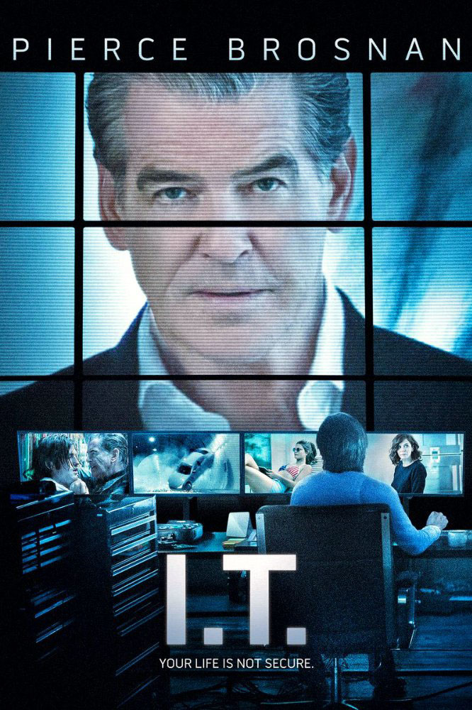 I.T. Large Poster