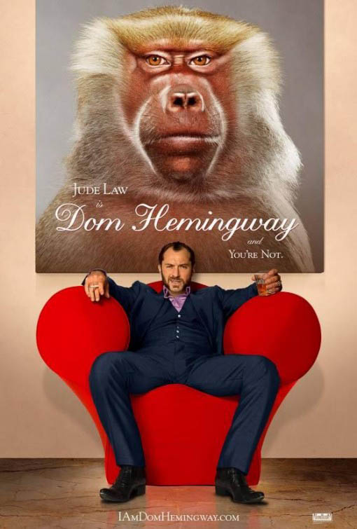 Dom Hemingway Large Poster