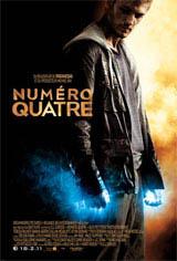Numéro quatre Movie Poster