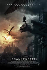 I, Frankenstein leading this weekend's new releases