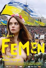I am Femen Movie Poster
