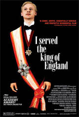 I Served the King of England Movie Poster