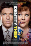 Identity Thief movie poster