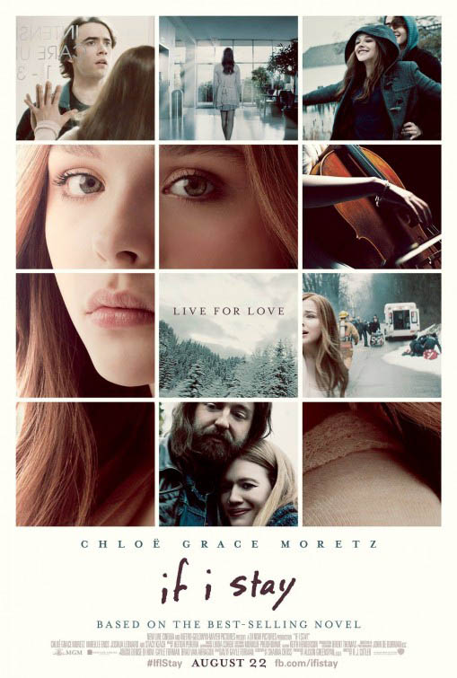 If I Stay Large Poster
