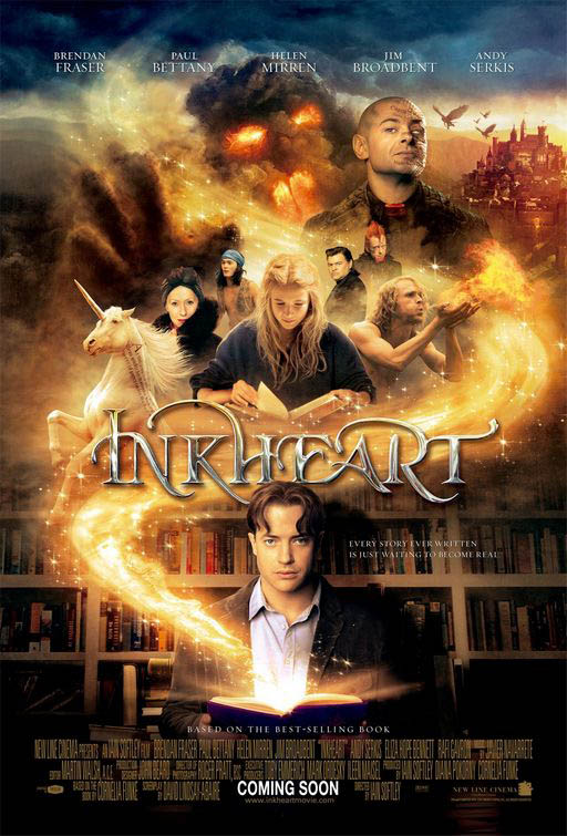 Inkheart Large Poster