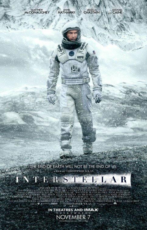 Interstellar Large Poster