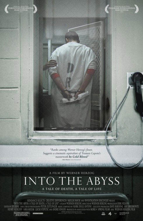Into the Abyss Large Poster