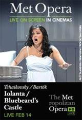 The Metropolitan Opera: Iolanta/Duke Bluebeard's Castle Movie Poster