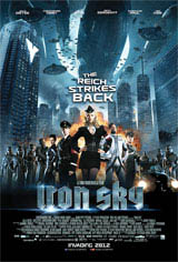 Iron Sky Movie Poster