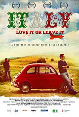 Italy: Love it or Leave it Movie Poster