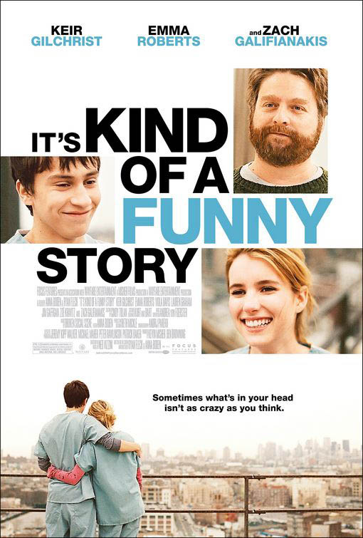 It's Kind of a Funny Story Large Poster