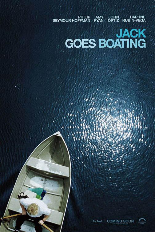 Jack Goes Boating Large Poster