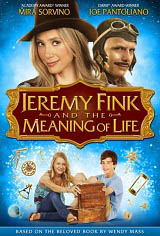 Jeremy Fink and the Meaning of Life Movie Poster