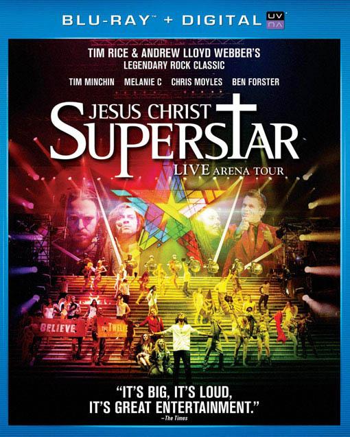 Jesus Christ Superstar Live Arena Tour Large Poster