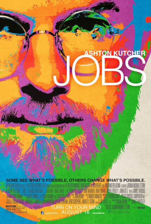 Jobs Large Poster