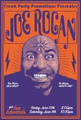 Joe Rogan: Triggered (Netflix) Movie Poster