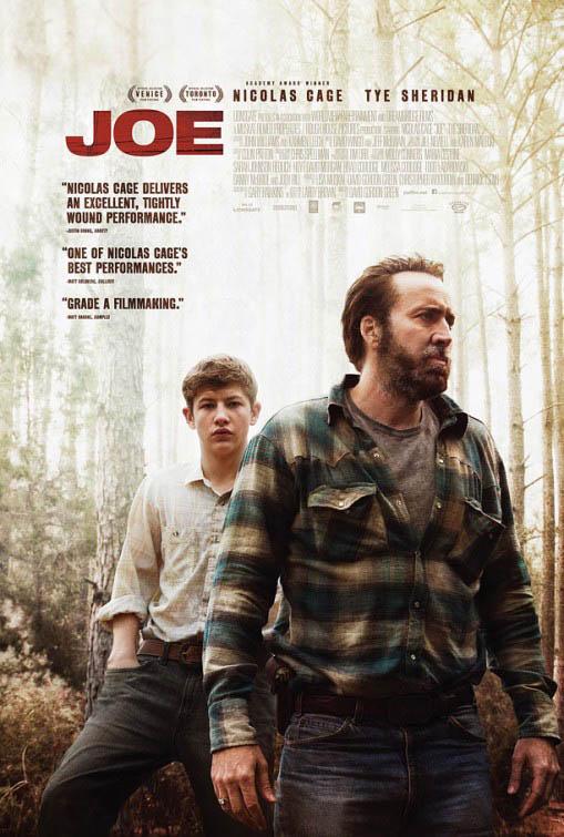 Joe Large Poster
