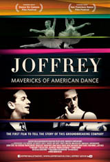 Joffrey: Mavericks of American Dance Movie Poster