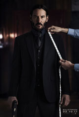John Wick: Chapter Two Movie Poster
