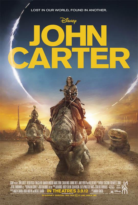 John Carter Large Poster