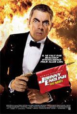 Johnny English renaît Movie Poster