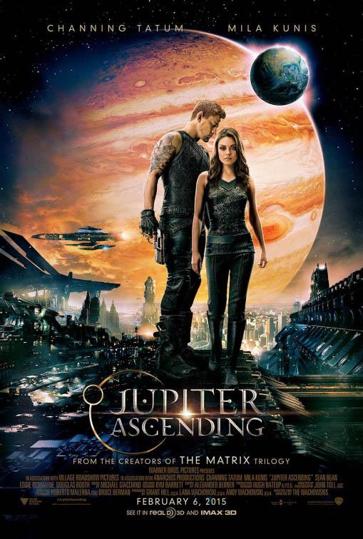 Jupiter Ascending Large Poster