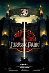 Jurassic Park: An IMAX 3D Experience Movie Poster