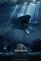 Jurassic World: An IMAX 3D Experience Movie Poster