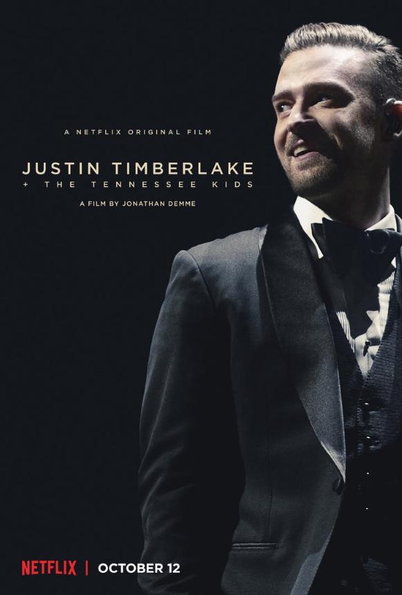 Justin Timberlake + The Tennessee Kids (Netflix) Large Poster