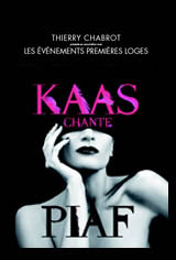 Kaas chante Piaf Movie Poster