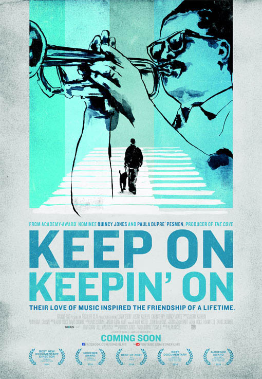 Keep on Keepin' On Large Poster