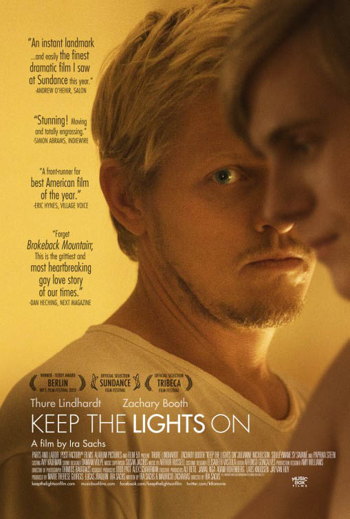 Keep the Lights On Large Poster