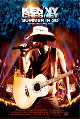 Kenny Chesney: Summer in 3D Movie Poster