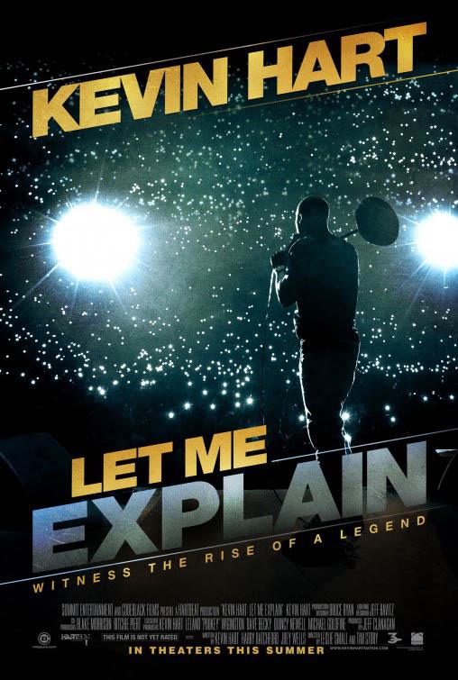 Kevin Hart: Let Me Explain Large Poster