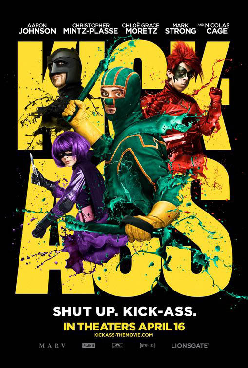 Kick-Ass Large Poster